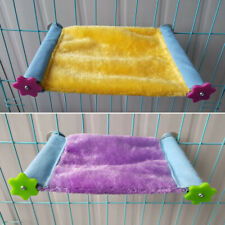 New listing Winter Warm Soft Bed Toy Bird Nest Hanging For Parrot Hammock Cage Pet Supplies