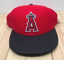 1707e636d5eab New Era Los Angeles Angels MLB Baseball Hat Size 7 7 8