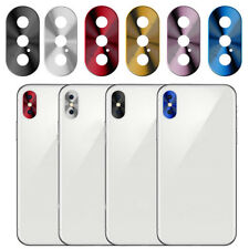 Rear Back Camera Glass Lens Cover Protector Case For iPhone 7/8 Xr Xs Phone Acc