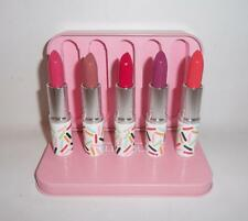 Clinique Candy Store Long Lasting Lipstick 5pc Gift Set Kit Limited Holiday Ed.