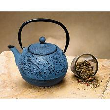 Cast Iron Teapot Tea Pot Serving Infuser Herbal Green Kettle Japanese Porcelain