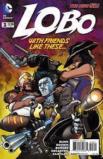 Lobo #3 New 52 (2015) DC Comics VF