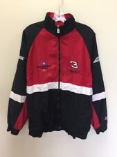Vintage Chase Authentics Dale Earnhardt Nascar Windbreaker Light Jacket Size XL