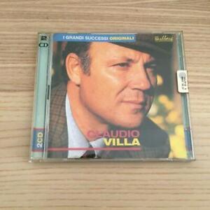 CLAUDIO VILLA CD