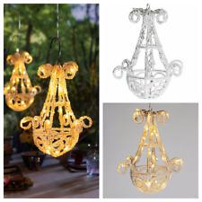 Led Kronleuchter Lüster Lampe Garten Balkon Terrasse Acryl 30 Led´s Outdoor Neu