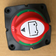 12v 24v Marine Boat Battery Isolator Cut Off 4 Position. Use With Twin Batteries