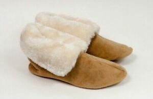 Charter Club Ladies Memory Foam Faux Fur Bootie Slippers Pick a Color Small 5-6