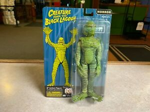 "2020 Mego Universal Monsters CREATURE FROM THE BLACK LAGOON 8"" Action Figure MOC"