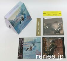 Affinity, Linda Hoyle JAPAN Mini LP CD x 2 titles + PROMO OBI + Sleeve + BOX Set