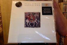 Paul Simon Graceland LP sealed 180 gm vinyl + mp3 download RE reissue
