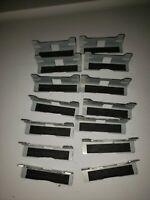 SHARP LC-70LE632U TV KD291WJ3 14 Pieces Screen Trim Bracket Parts