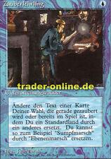 Apprendista stregone (Ertai, Wizard Adept) Magic limited black bordered German BETA FB