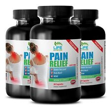 joint pain relief supplements - PREMIUM PAIN RELIEF FORMULA 610MG 3B - best anti