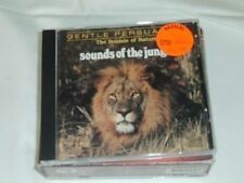 Gentle Persuasion-The Sounds of Nature Sounds of the jungle (1992) [CD]