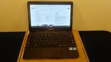 "Samsung Chromebook 11.6"" (16GB, Intel Celeron, 2.16GHz, 2GB) Laptop - Black"