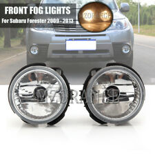 Fog Light For Subaru Forester 2009 2010 2011 2012 2013 Driving Lamp Bumper Pair