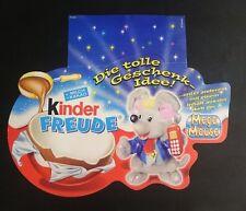 "Original Palettenanhänger ""Mega Mäuse"" Deutschland 2001 Maxi Ei"