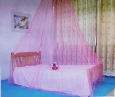 Light Pink  Mosquito Net Round Hanging Curtain
