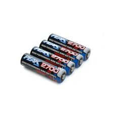 Peak Racing PEK00581 AA High Performance Rechargeable NiHH 2700mAh Batteries (4)