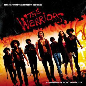 The Warriors - Complete Score - Limited 3000 - OOP - Barry DeVorzon
