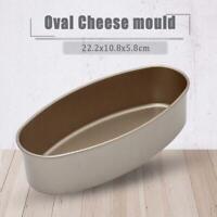 Oval Shaped Bottom Baking Tools Pudding Cheese Baking Cake Pan Mold DIY Tool^
