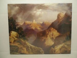 """VINTAGE SPRINGBOK PUZZLE """"THE GRAND CANYON"""" 500 PIECES NEW Sealed"""