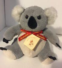 Teddy & Friends Australia Koala Plush Toy New With Tag