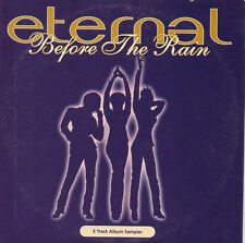 ★☆★ CD Single ETERNAL Before the rain 5-track album sampler CARD SLEEVE ★☆★