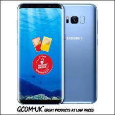Samsung Galaxy S8 Plus G955FD 64GB 4G Dual Sim Unlocked Phone(Blue)+ UK Warranty