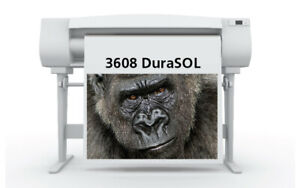"SIHL 3608 DURASOL MEDIUM DISPLAY FILM SATIN  54"" x 100 FT NNB"