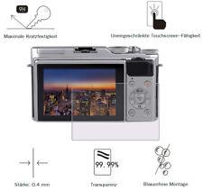 6x Sony HDR-CX550VE Protector De Pantalla Película Plástica Protector De Pantalla Transparente Protección