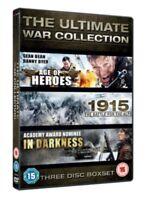 Edad De Héroes / 1915 - The Battle Of Alps / IN Darkness DVD Nuevo (MTD6025