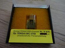 Unbenutzt Original TONACORD für Tensai MC-3750 in OVP 12 Monate Garantie*