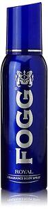 Fogg Royal Fragrance Body Spray For Men , 150ml Free Shipping