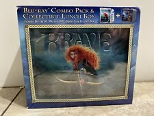 Disney Pixar Brave Merida Tin Lunch Box Only