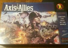 Axis & Allies Spring 1942 WWII Board Game, Avalon Hill, 2004 (Revised), Complete