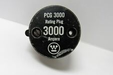 WESTINGHOUSE PCG3000 3000A RATING PLUG