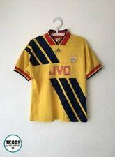 ARSENAL FC 1993/94 Away Football Shirt XS Mens Vintage Soccer Jersey Gunners