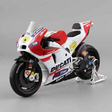 1:18 Scale 1/18 Kids Toy Motorcycle Ducati Diecast Metal Model MotoGP Race Gift