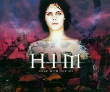 HIM Gone with the sin (2000, #798182) [Maxi-CD]