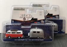 Trailer MAUI ** M2 Machines MiJo Hobby excl 1:64 NEU 1959 VW Samba Surf Bus
