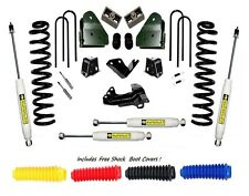 """Dually 4"""" Full Suspension Lift Kit Factory Like Ride for 05-14 Ford F-250/F-350"""