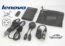LENOVO 41R4510 90W ULTRASLIM AC/DC COMBO AUTO FLUGZEUG / NETZADAPTER M USB O452