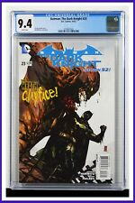 Batman The Dark Knight #23 CGC Graded 9.4 DC October 2013 White Pages Comic Book