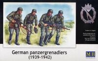 MAS3513 Masterbox 1:3 5scale - German Panzergrenadiers (1939-1942)
