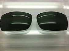 Chanel 5076 H Custom Made Sunglass Replacement Lenses Black/Grey Polarized NEW!!
