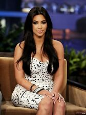 Kim Kardashian Beautiful Hair 8x10 Picture Celebrity Print