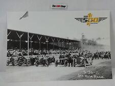 1911 International 500-Mile Sweepstakes Race 500 Mile Race 5-30-11 Postcard