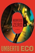 Numero Zero-ExLibrary