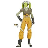 Star Wars The Black Series Hera Syndulla 6-Inch Action Figure 🎬